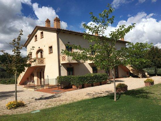 Acquaviva di Montepulciano, Italia: Well maintained