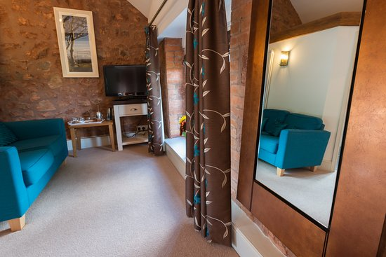 Greenham, UK: Spacious and luxurious rooms