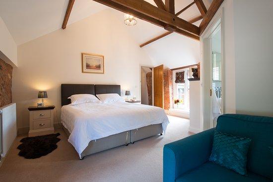 Greenham, UK: Room 3 - Superking or twin beds