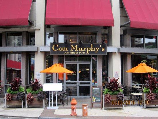 View From Street Picture Of Con Murphy S Irish Pub Philadelphia Tripadvisor
