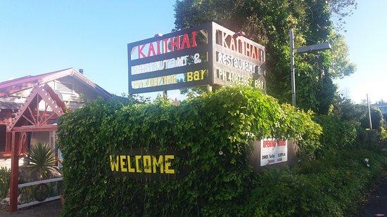 Kaitaia, Nouvelle-Zélande : Kai Thai Restaurant & Bar