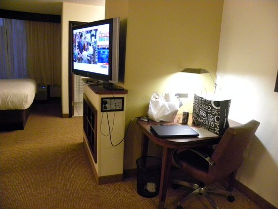 Hyatt Place Nashville/Franklin/Cool Springs: Office Desk