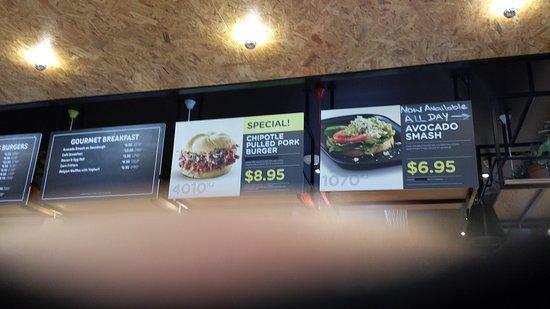 Gorokan, Austrália: Macdonalds Goragan