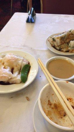 Yum Cha breakfast