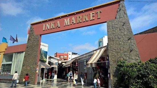 Inka Market