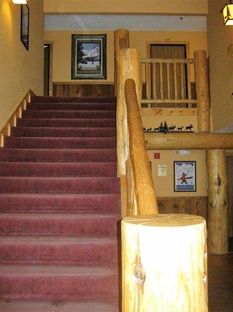 Summit Inn: Andar superior