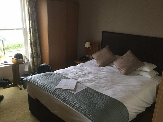 Cleeve Hill, UK: Double room