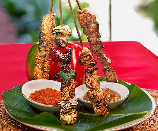 Restu Bali Hotel: LEGIAN GRILL (SATAY)