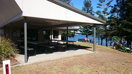 Belmont, أستراليا: Belmont Pines Lakeside Holiday Park
