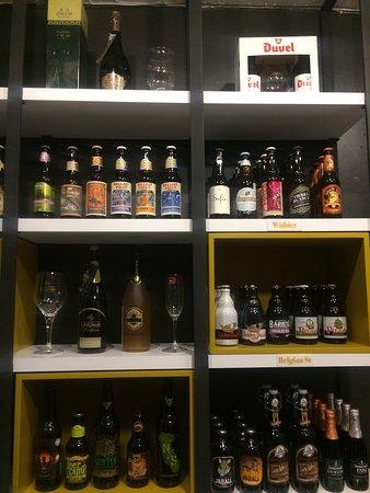 Capitela Cervezas del Mundo