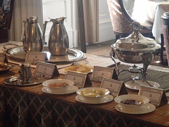 Grand Dining Room: Victorian High Tea, Grand Dining Rom, Jekyll Island Hotel