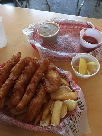 Gb Fish And Chips Denver 5325 E Colfax Ave Restaurant