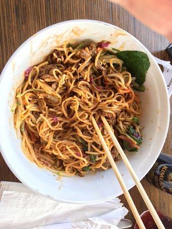 Miamisburg, OH: Korean beef noodle