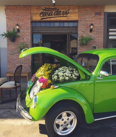 Arapongas, PR: É primavera no emporio casa da vó
