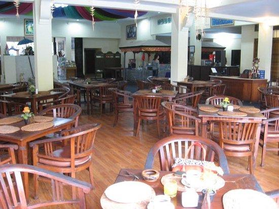 Sari Segara Resort Villas & Spa: Restaurant