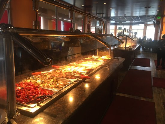 Kokyo Sushi Buffet Lot Of Good Food For Little Money If You Are