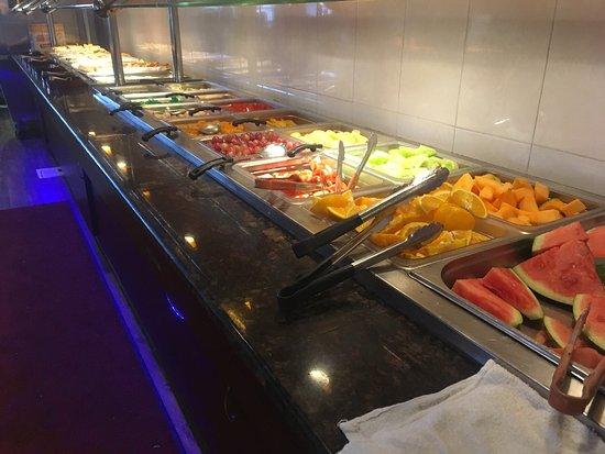 Japanese Buffet Restaurant In Hayward Ca