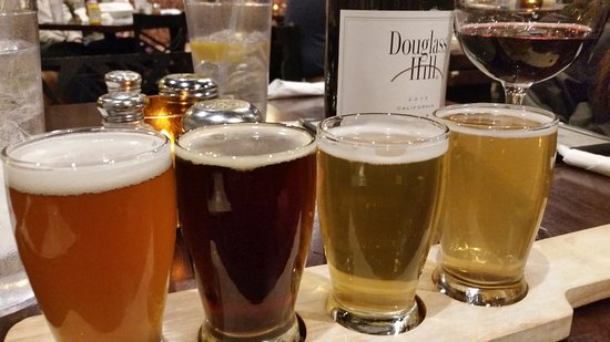 Grand Lake, Колорадо: Beer flights
