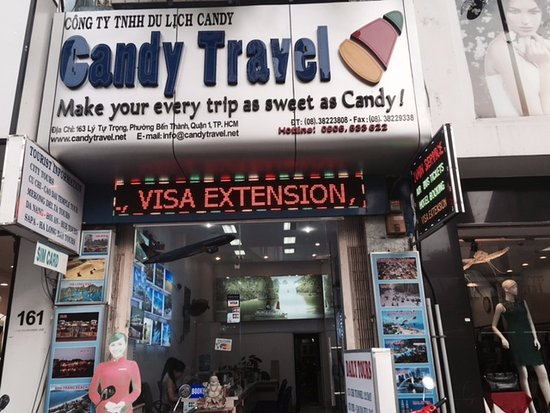 Candy Travel