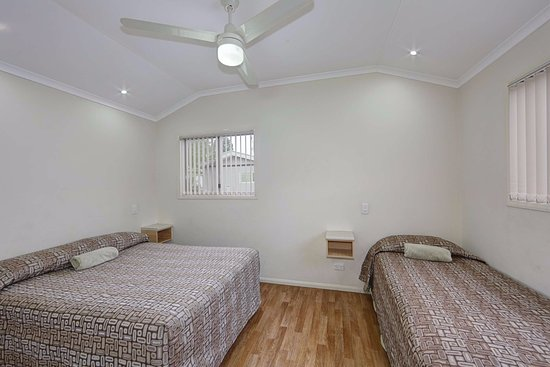 Dalby, Australië: 2 Bed Queen Cabin with Double and single bed in 2nd Bedroom