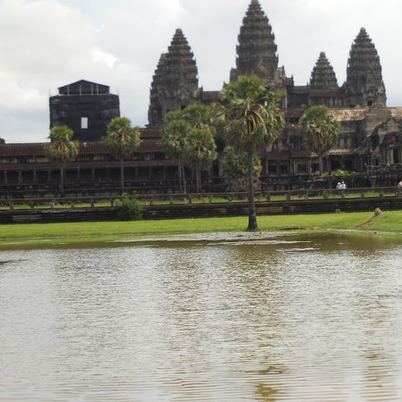 Gloria Angkor Hotel: Temple