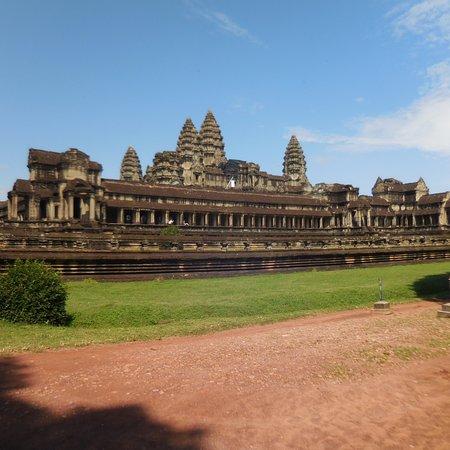 Gloria Angkor Hotel: Angkor Wat