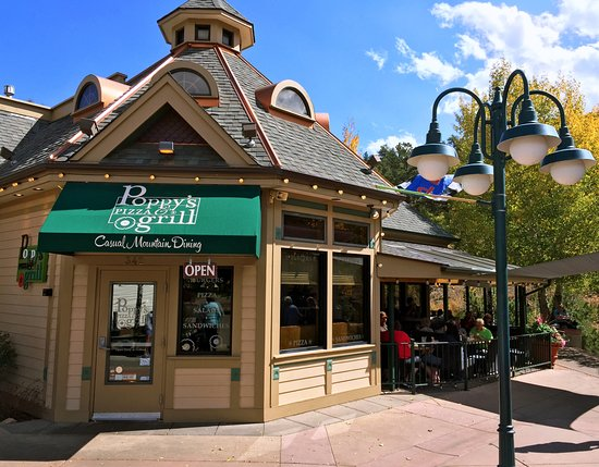 Italian Restaurant In Estes Park Colorado