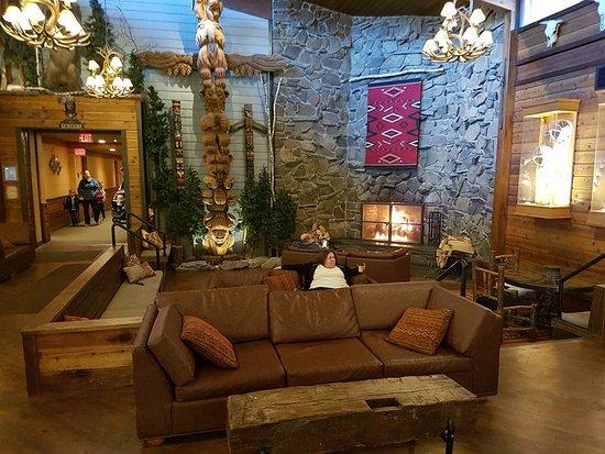 Rocking Horse Ranch Resort: main lobby