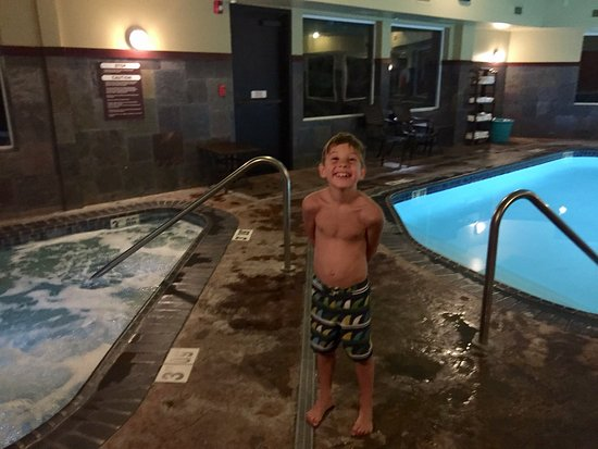 Comfort Inn and Suites Lincoln City : photo1.jpg