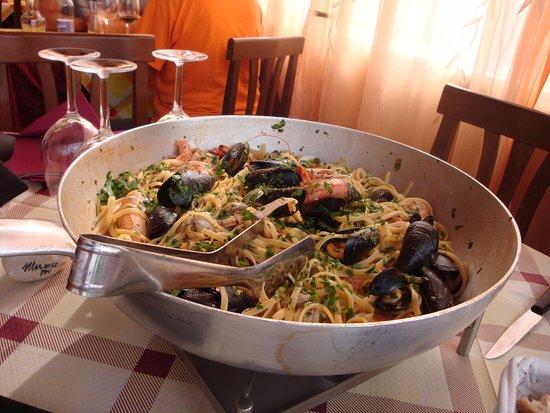 Aviano, Italien: The Speciality!!