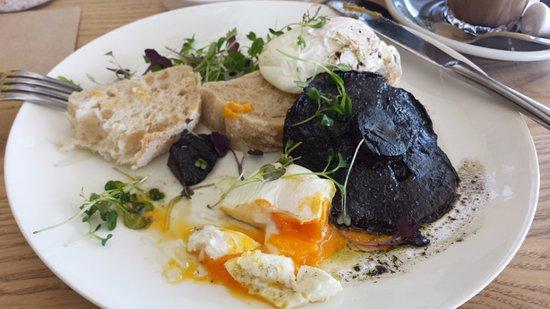 Papamoa, Νέα Ζηλανδία: Woman Breakfast