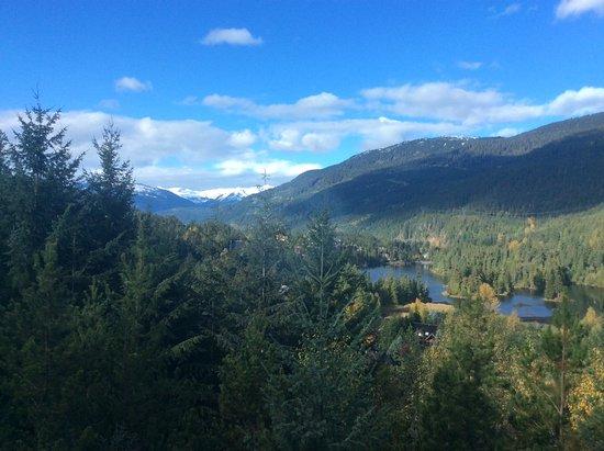 Worldmark Sundance : View from room 308 - nice to wake up to this view