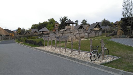 Velehrad, Česká republika: Hotel Skanzen