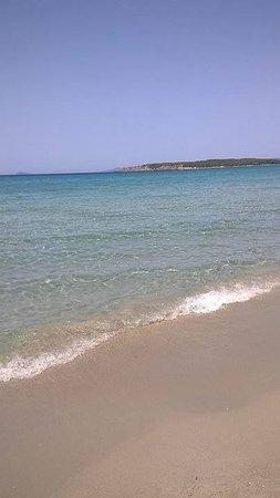 Calasetta, Italia: Riva e mare - Spiaggia Grande
