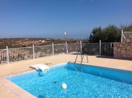 Sitia Villas Delight: Prive zwembad met uitzicht