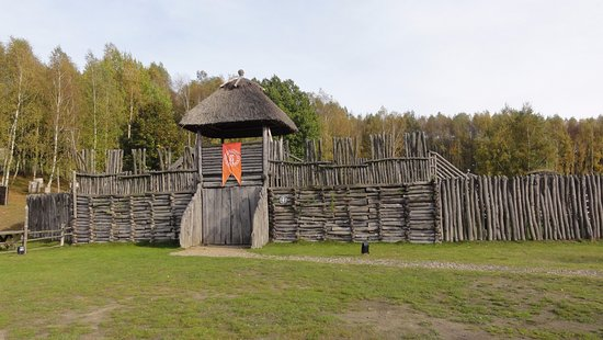 Czaplinek, Poland: Gród