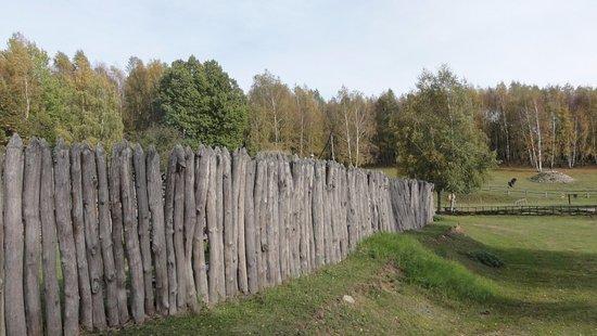Czaplinek, Poland: Palisada