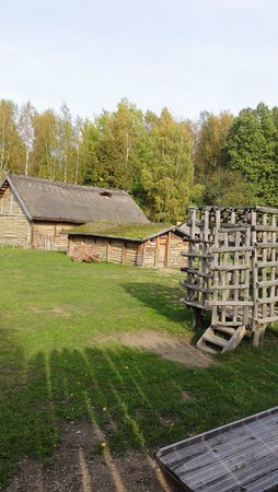 Czaplinek, Poland: Dziedziniec
