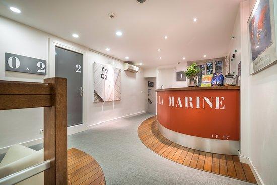 Hotel La Marine