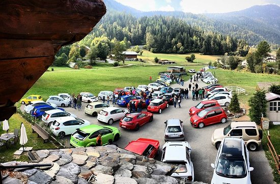 Brusson, Italie : Raduno Motorsport VDA 09-10-16