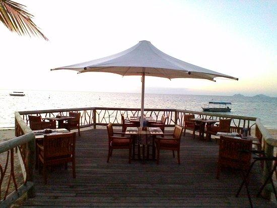 Castaway Island (Qalito), Fiyi: CASTAWAY Various - terrace x breakfas,lunch e dinner