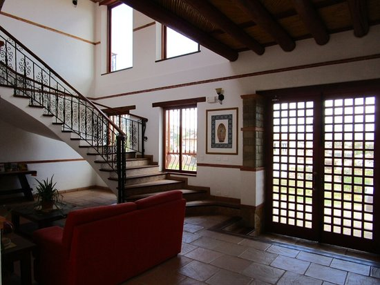 Hall d\'entrée - Picture of Maria Bonita Hotel, Villa de Leyva ...