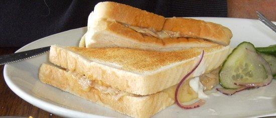 Old Watch House: Tuna sandwich