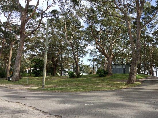 Huskisson, Australien: Good public toilets