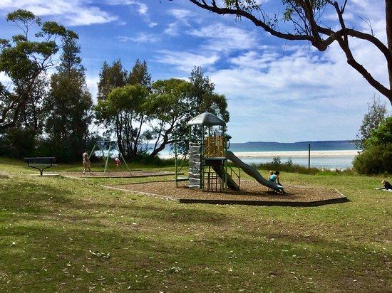 Huskisson, Australien: Play area