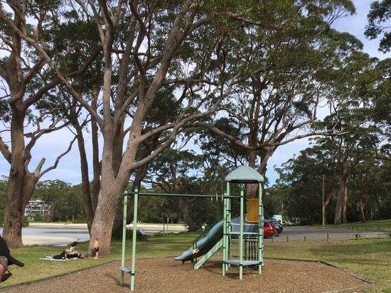 Huskisson, ออสเตรเลีย: Play area