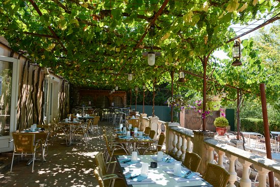 Roquebrune-sur-Argens, Frankrike: RESTAURANT