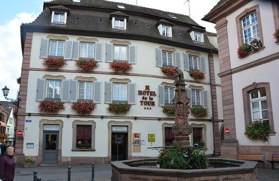 Hotel de la Tour - Ribeauville