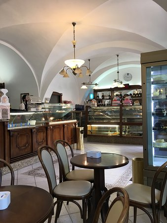 Adrano, Ιταλία: Caffe' Europa