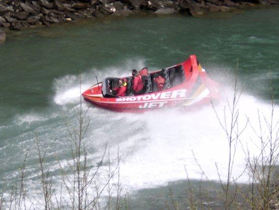 Queenstown, Nueva Zelanda: 360 degree fun
